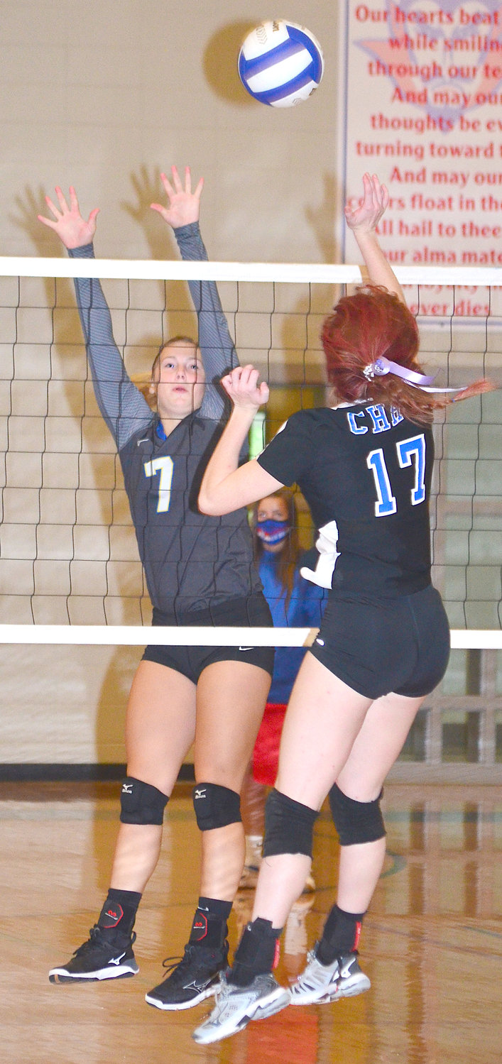Volleyball: Simmons earns state weekly player award