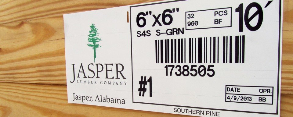 Jasper Lumber Company has announced an expansion that will create at least 60 new jobs at its facility.