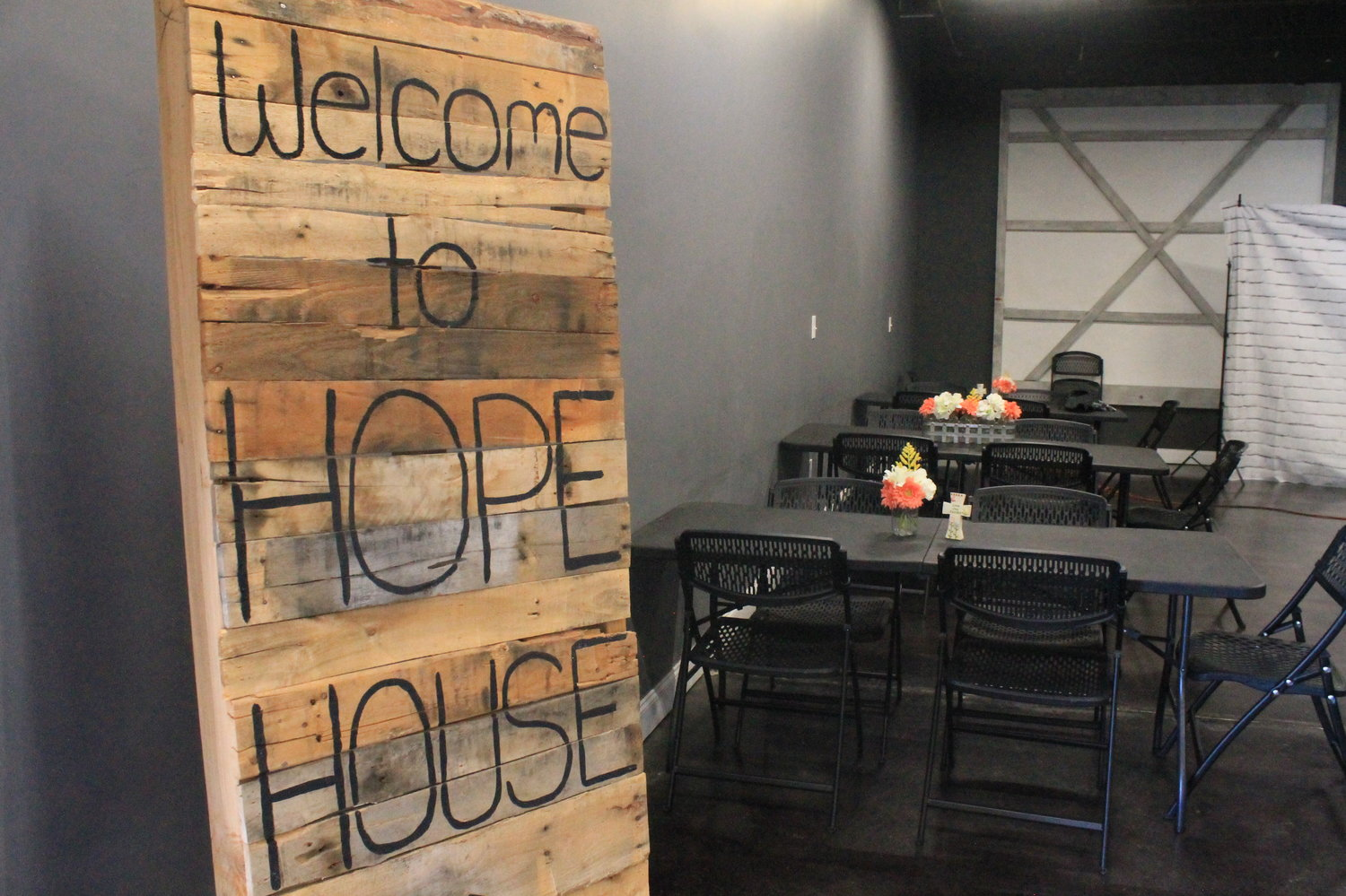 Hope House Church is expected to reopen its facility for meals again in July.