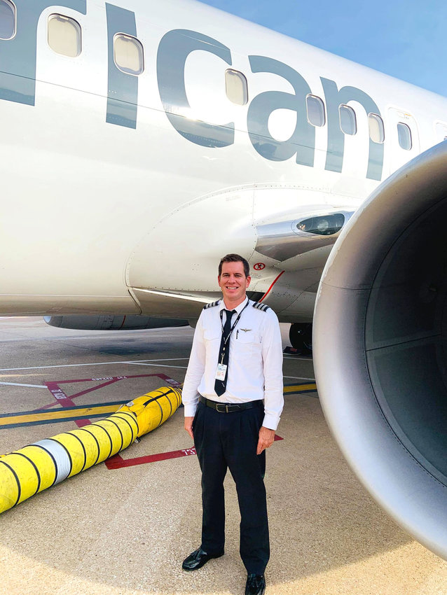 Since kindergarten, Paul Ladwig knew he wanted to be a pilot. He graduated from Charter Oak-Ute in 2003 and has been a pilot with American Airlines since January 2008.