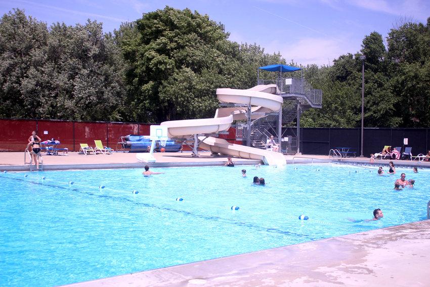 Mapleton Swimming Pool