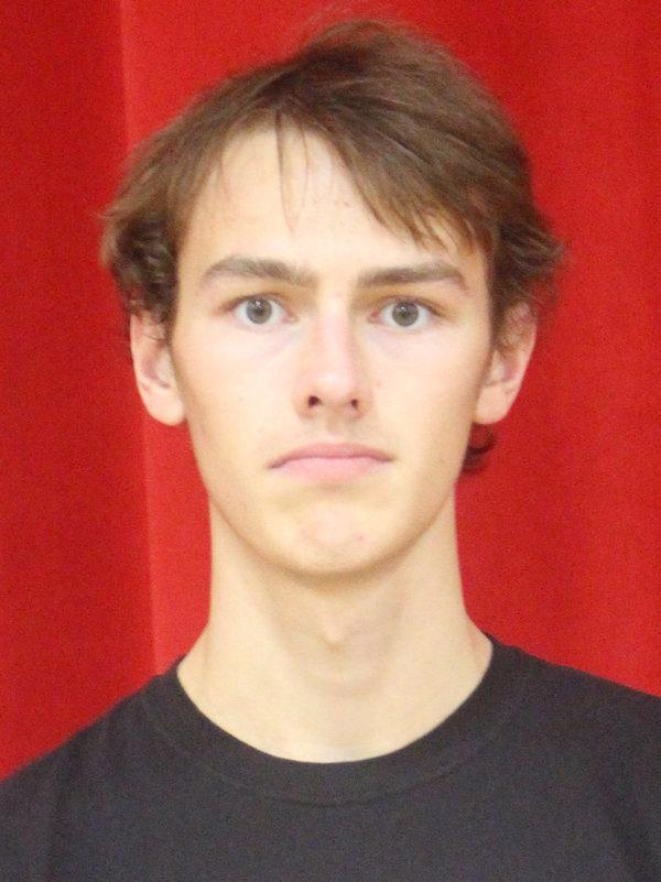 Will Gutzmer (jr.).MV Big Reds basketball