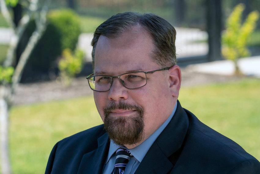 David Jones, President CHI Health Missouri Valley