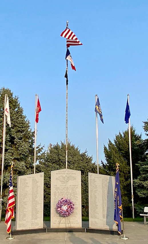 The American Legion Auxiliary Unit # 462 of Soldier will be holding their second annual POW observance ceremony on Friday, Sept. 17 at 5:30 p.m. It will be held in front of the Soldier Memorial on Main Street in Soldier.
