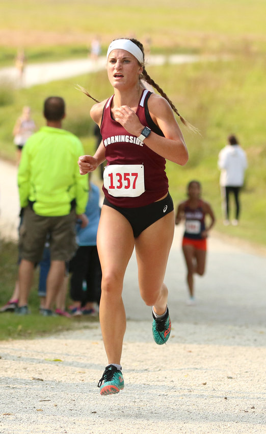 Jo McKibben is cherishing the possibilities as she competes one more time of the Morningside Mustangs.