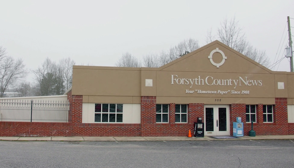 Click here to view a video from the Forsyth County News