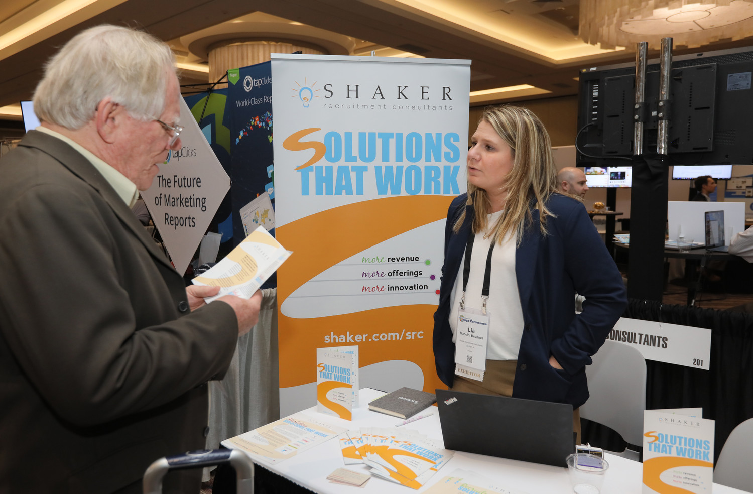 Shaker Recruitment Consultants