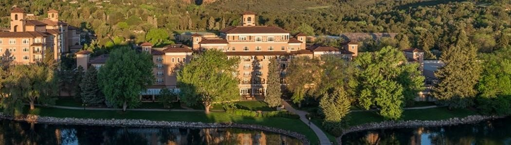 The Broadmoor, Colorado Springs, site of the 2021 Annual Meeting