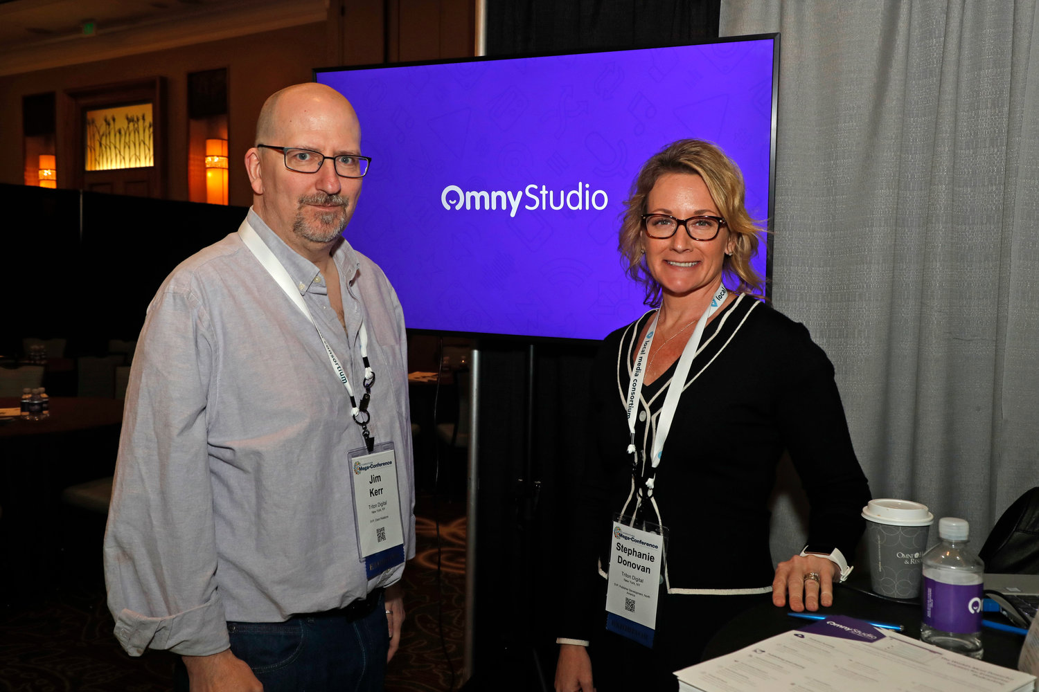 Monday photos of the 2020 Mega-Conference at the Omni Hotel in Fort Worth, Texas, Feb. 17, 2020. (Photo by Bob Booth)