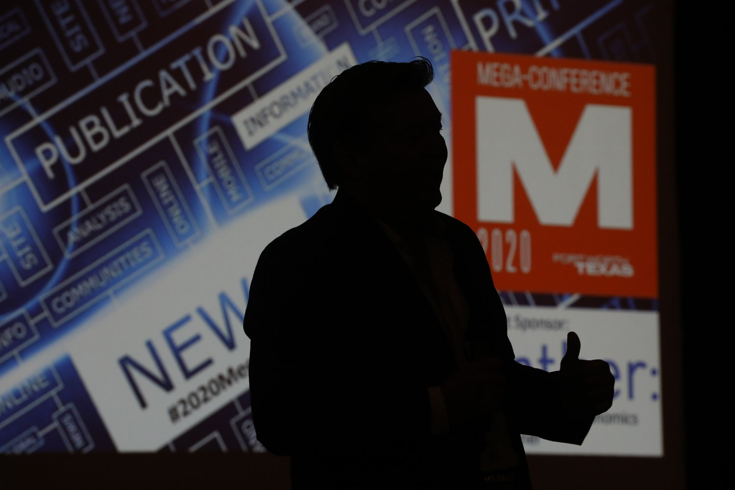 Tuesday photos of the 2020 Mega-Conference at the Omni Hotel in Fort Worth, Texas, Feb. 18, 2020. (Photo by Bob Booth)