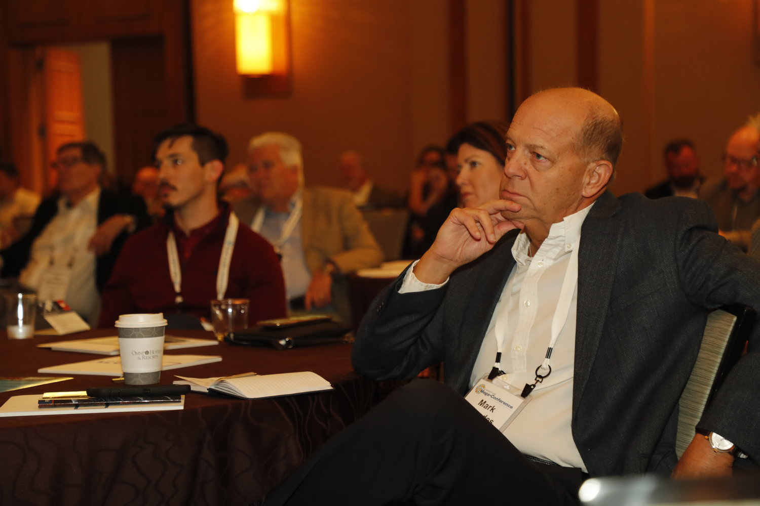 Tuesday photos of the 2020 Mega-Conference 2020 at the Omni Hotel in Fort Worth, Texas, Feb. 18, 2020. (Photo by Bob Booth)