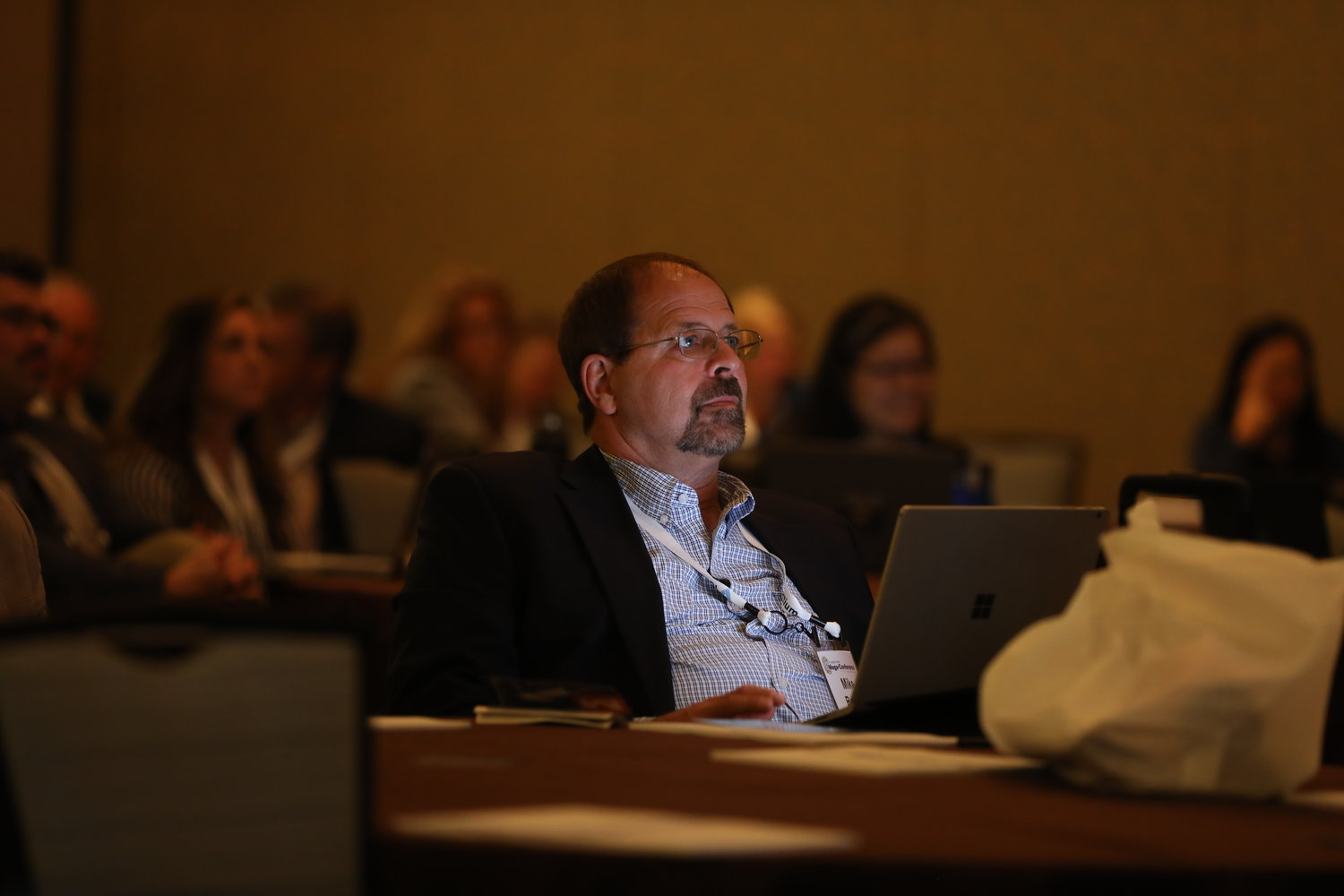 2020 Mega-Conference in Fort Worth, Texas. (Photo by Bob Booth)