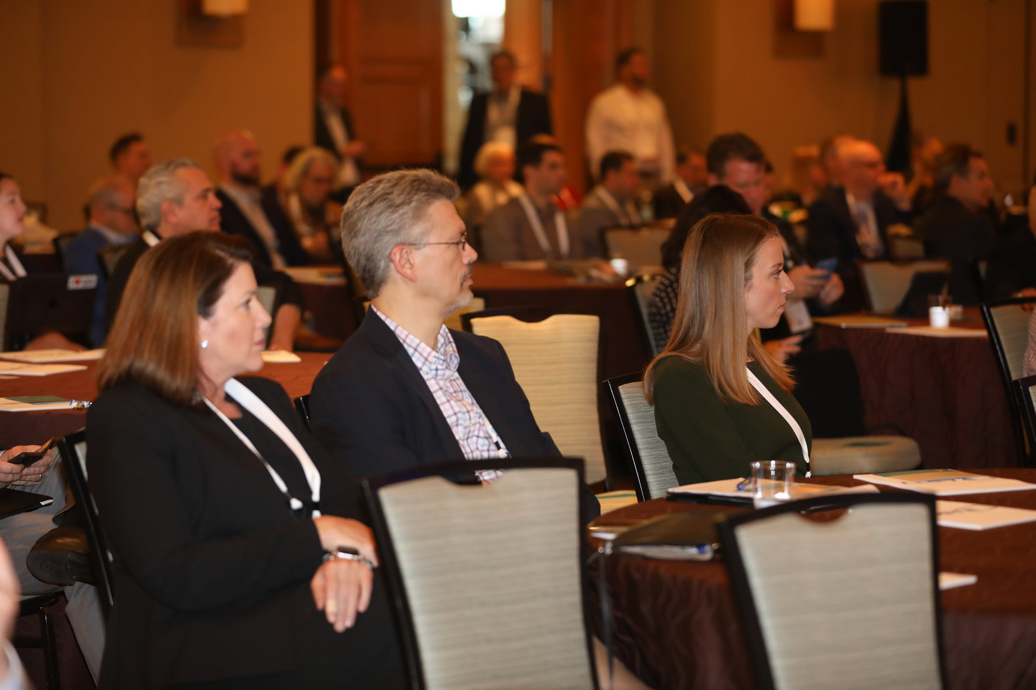 Monday photos of the Mega Conference 2020 at the Omni Hotel in Fort Worth, Texas, Feb. 17, 2020. (Bob Booth)