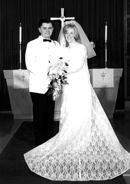 Mr. and Mrs. Charles Roenfeldt