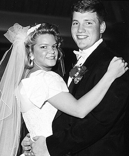Mr. and Mrs. Curtis Hagen