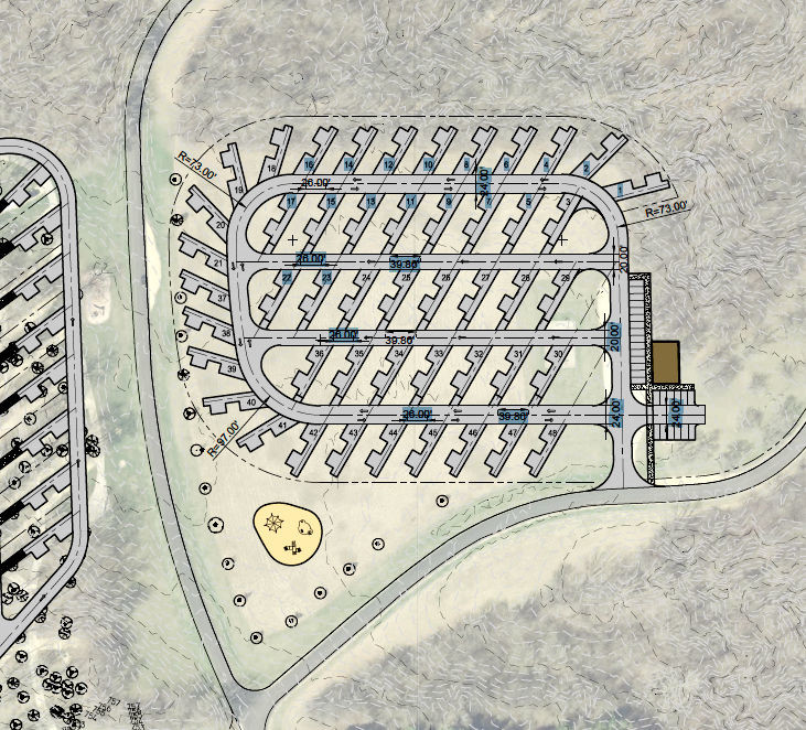 A new Incahais campground is planned for construction next summer next to the old one.