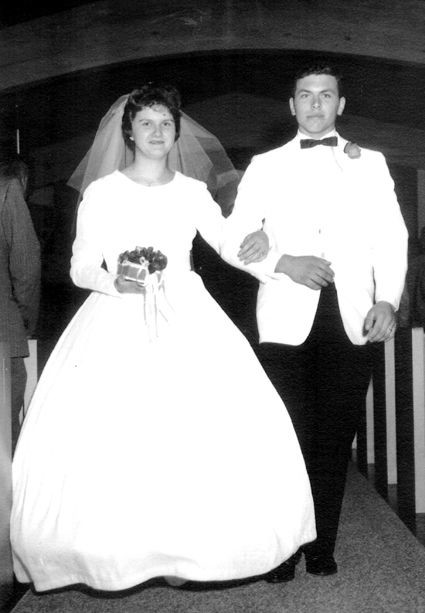 Mr. and Mrs. Gary Burkamper