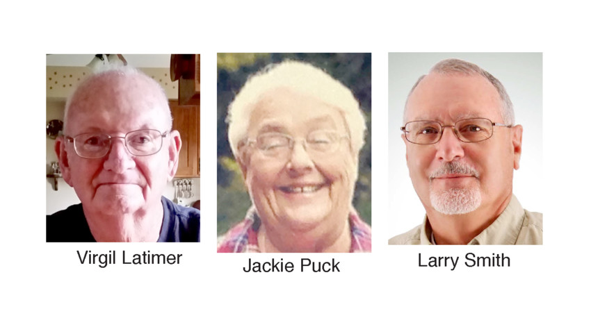 Candidates for Walcott City Council