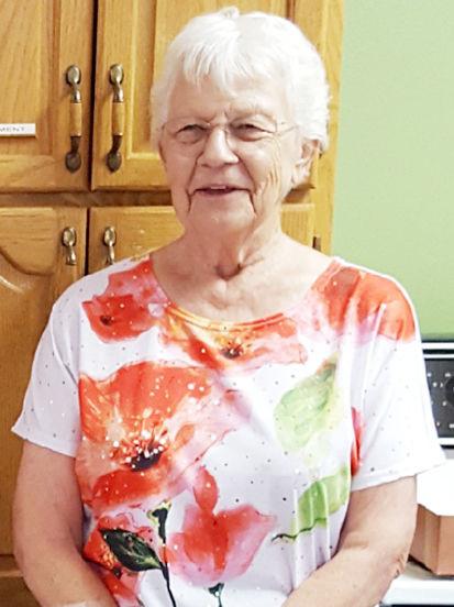 Marilyn Smock 80th birthday