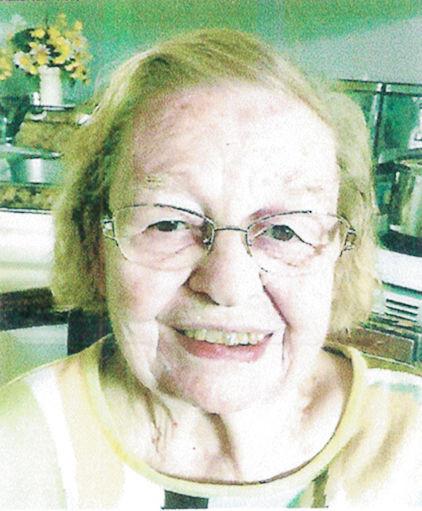 Margaret Marolf 90th birthday