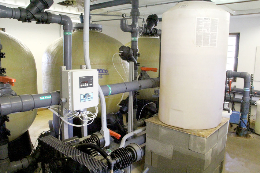 Park View Water and Sanitary District's No. 2 treatment plant would be upgraded or expanded under several options to be discussed by the board 6:30 p.m., April 3 at the District office.