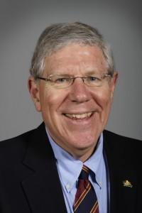 Iowa State Sen. Bob Dvorsky