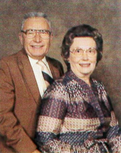 Robert and Dorothy Lage