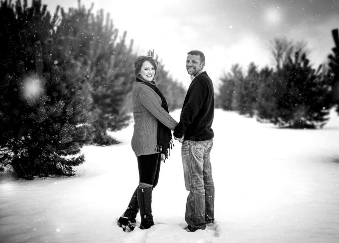 Amanda Struve and Craig Schanze