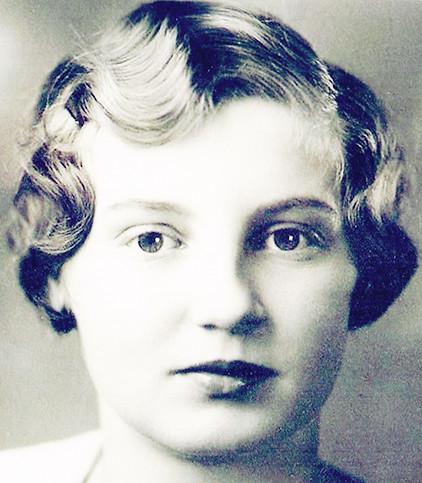 Jessie Stewart circa 1935