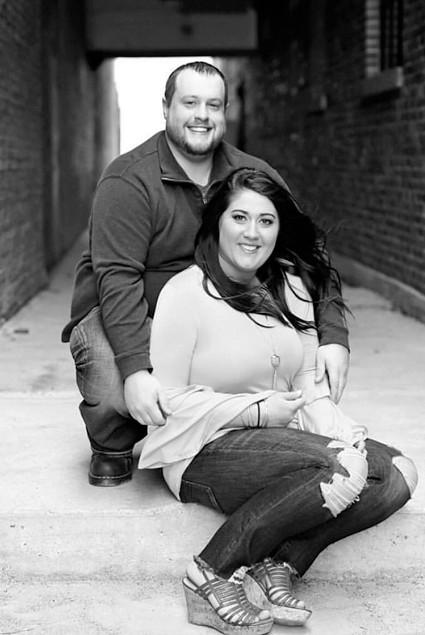 Marcus Friederichs and Megan Mohr