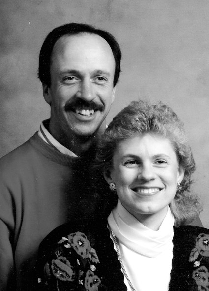 Mr. and Mrs. Roger Friederichs
