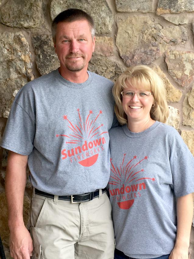 Scott and Annette Venhorst