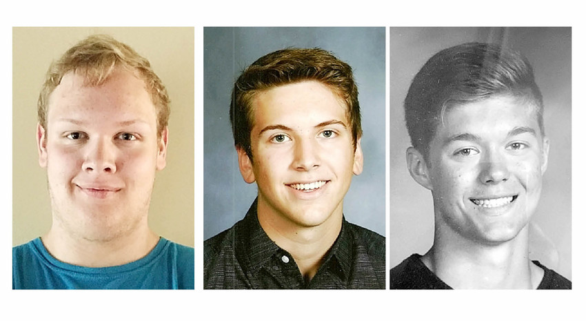 Kane Greenwalt, Nicholas Hayes, Kyle Mattson