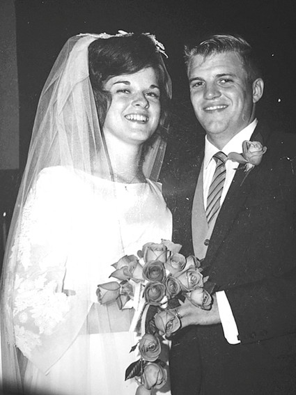Mr. and Mrs. Chuck Sherwood