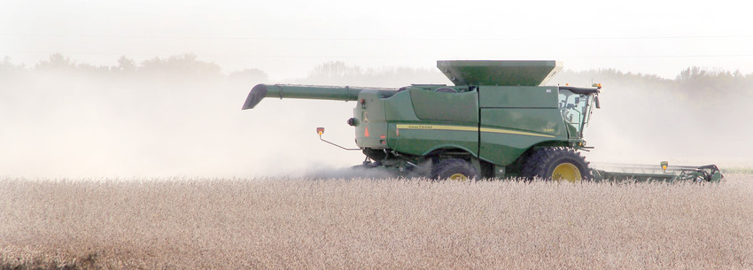 The Chinese tariff threat comes as Iowa holds 219.5 million bushels of soybeans in storage. That's up 24 percent over the same time last year. About 71 million bushels remain in on-farm storage according to the USDA Grain Stocks report.
