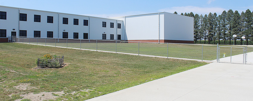 The Wilton School District approved a bid for turf to be installed on the east side of the Elementary School. The turf playground will replace a grassy area that always seems to have bare and muddy spots throughout the school year.