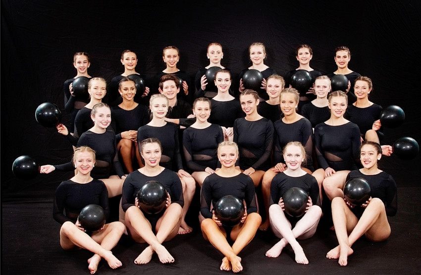 "The ""Black Balloon"" modern piece won 2nd Overall High Point, as well as the Choreography Award for assistant directors Crystal Winston and Carlee Haigh."