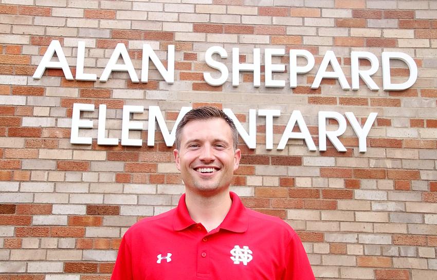 Chad Ruth, Alan Shepard Principal