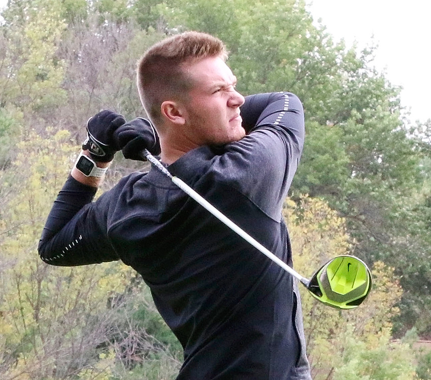 After carding rounds of 82 and 83 over the Kewanee Dunes layout on Friday and Saturday, North Scott senior Reece Sommers brought home a 10th-place individual finish from the MAC tournament.