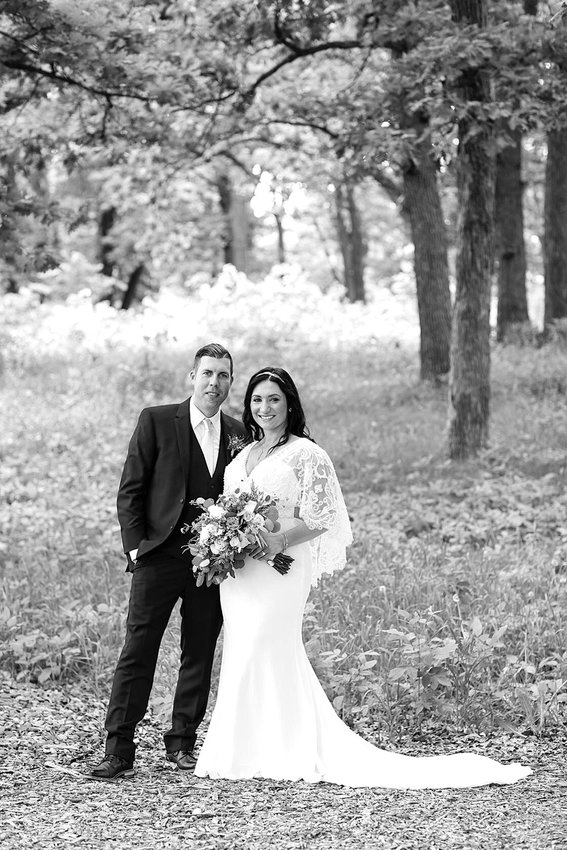 Mr. and Mrs. Casey Meyer