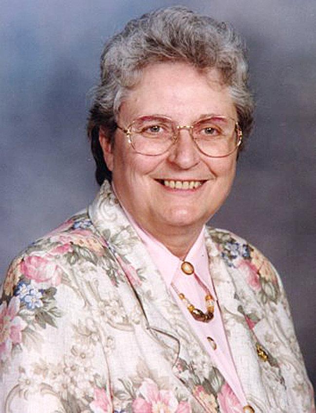 Mary Ruth Trimble