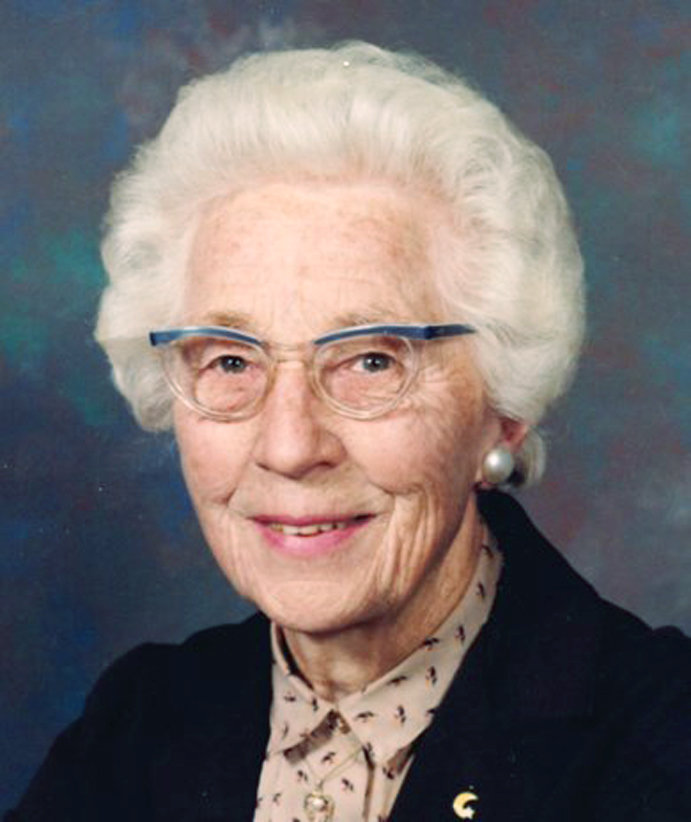 Hilda Bluedorn