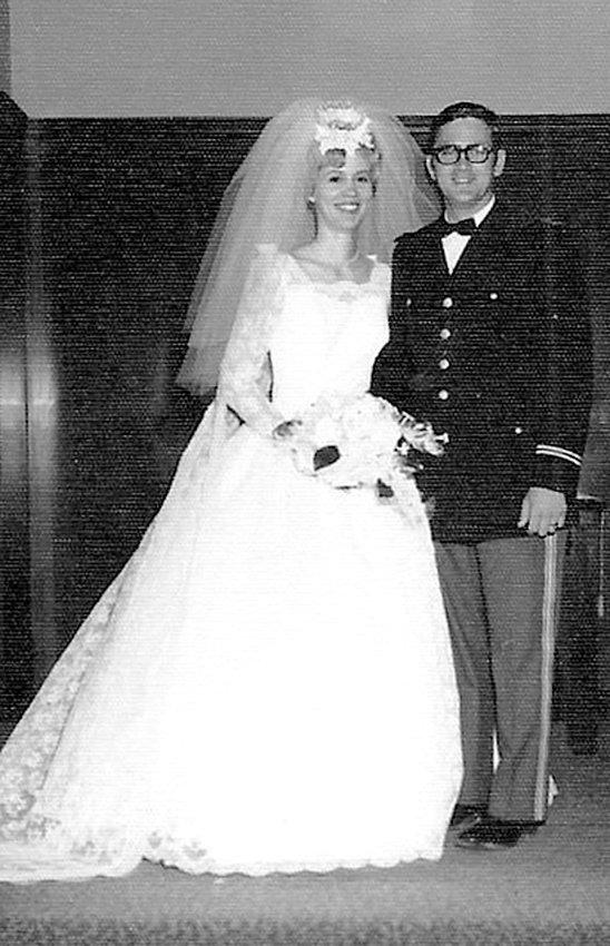 Mr. and Mrs. Wayne Kraft