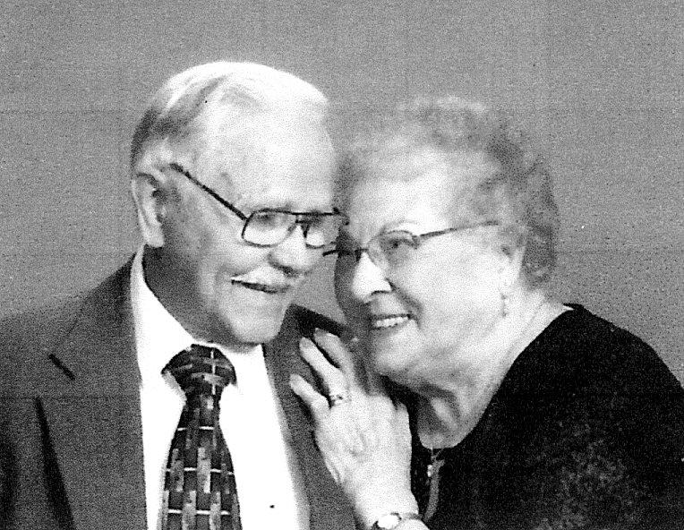 Mr. and Mrs. Elwood Reedy