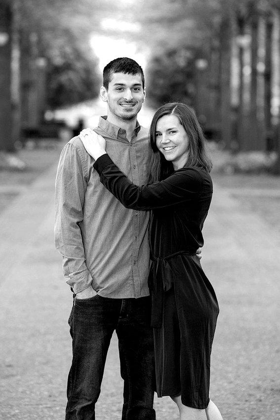 Nate Fenton and Kryslynne Phares