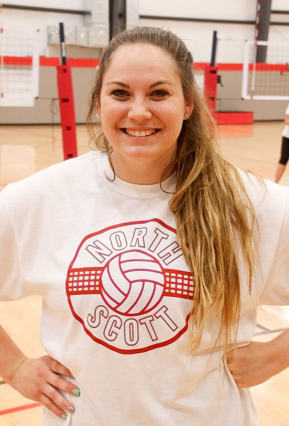 Taryn VanEarwage will take over the reins of the Lancer volleyball program.