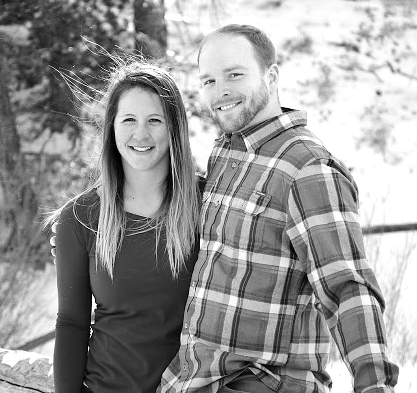 Stephanie Merrick and Jeff Allen