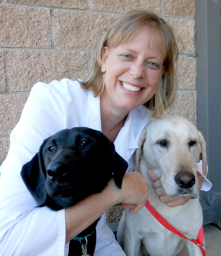 Dr. Ann Sampson relied on SCORE advice to grow Scott County Animal Hospital in Eldridge.