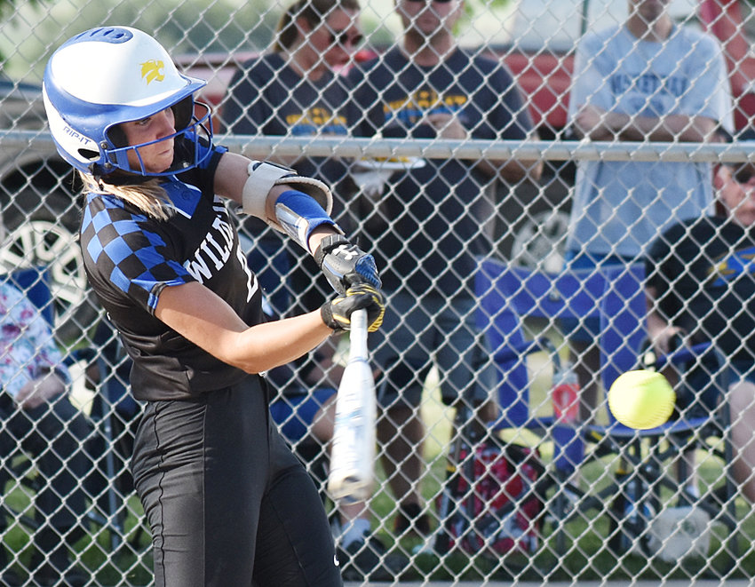 Durant senior Ruby Kappeler led area postseason selections as the only Durant or Wilton player named First Team All-State by the Iowa Girls Coaches Association. She broke the career home run record and season steal record this year while batting leadoff for the Wildcats.