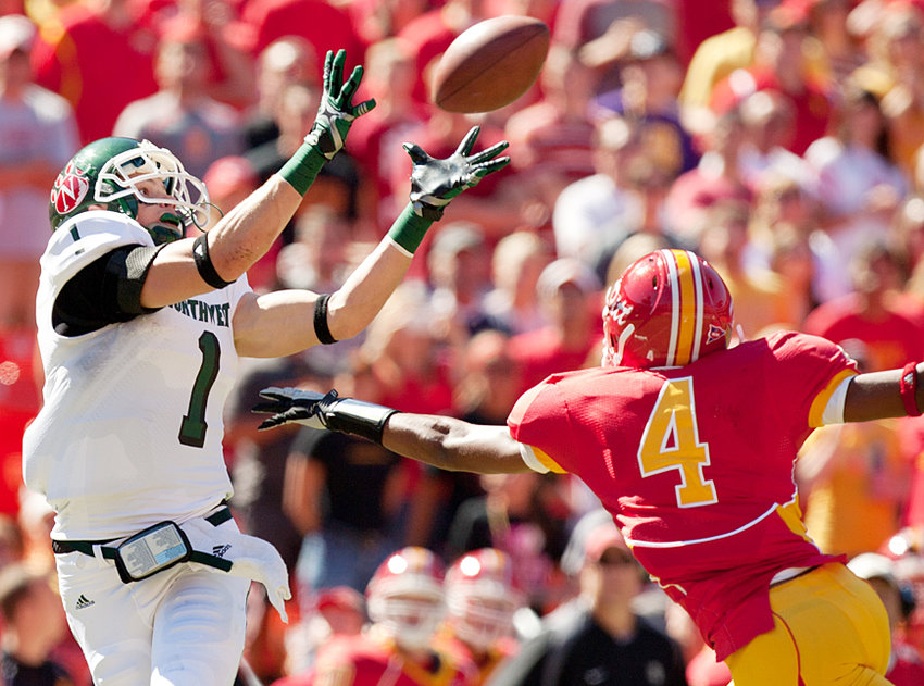 Former Durant standout Jake Soy made waves as a receiver at Northwest Missouri State from 2008-2011. He'll be inducted into the school's Hall of Fame in October.